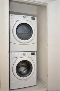 apartment size washer and dryer stackable homesfeed