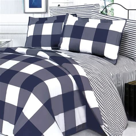 navy and white comforter set 1000 ideas about white leather bed on pinterest leather