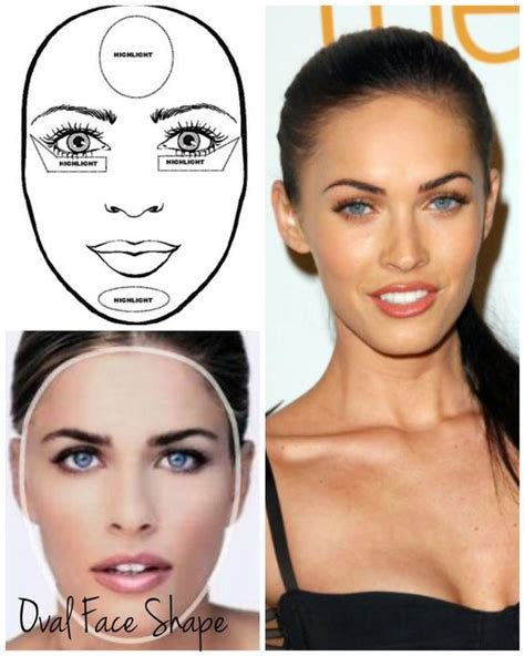 pictures of face shapes women oval faces oval face shapes and shape on pinterest