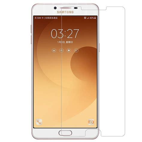 Diskon20 Tempered Glass Screen Samsung Galaxy C9 Pro 2017 New S samsung galaxy c9 pro premium tempered glass price in pakistan