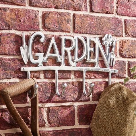 garden wall hooks garden wall hooks unique and wonderful gifts for