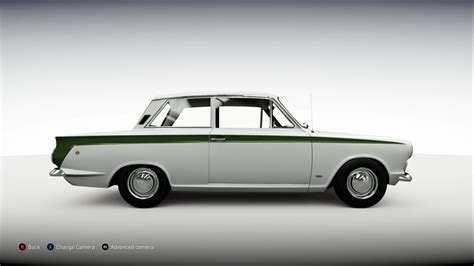 1966 Ford Lotus Cortina by Forza Horizon 2 1966 Ford Lotus Cortina