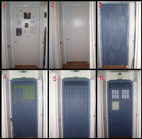 tardis bedroom my son wants the tardis painted on his bedroom door now i
