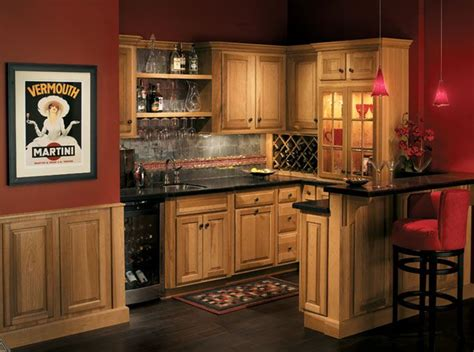 Ideas For Tops Of Kitchen Cabinets 15 Best Images About Hickory Kitchen On Pinterest