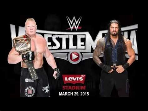theme song wrestlemania 31 wrestlemania 31 theme song ii kid ink money and the
