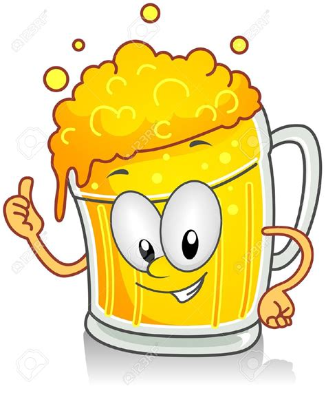 cartoon beer drinking beer cartoon pictures to pin on pinterest pinsdaddy