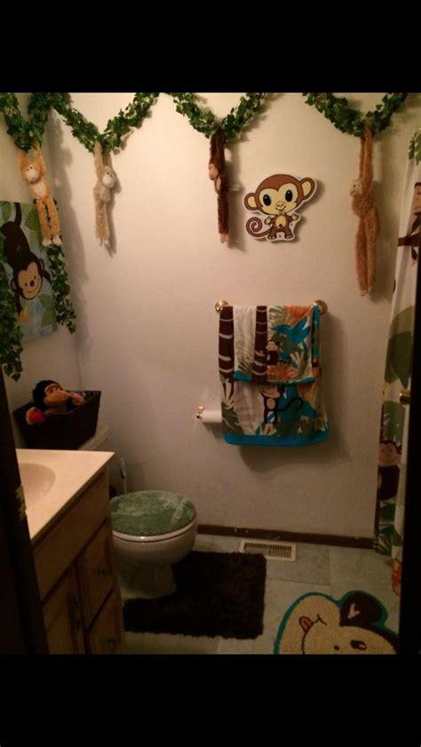 monkey bathroom accessories 25 best ideas about monkey bathroom on pinterest kids