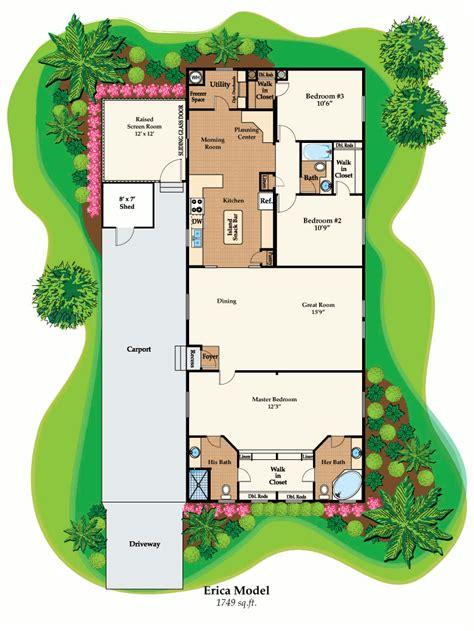 lindsay floor plans nobility homes florida erica floor plans nobility homes florida