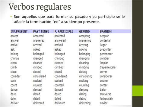 como son las preguntas en pasado en ingles 40 verbos en ingle en pasado presente y futuro brainly lat