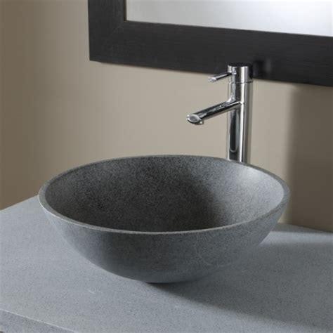 vasques forme ronde vasques en granit de qualit 233 planete