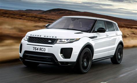Land Rover 2018 Models by 2018 Range Rover Evoque Discovery Sport Models Get New