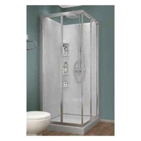 32 Corner Shower by Mediterranean Iii 32 Quot Corner Shower Cabinet With Chrome