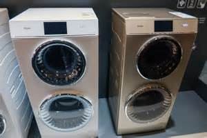 two in one washing machine and dryer the haier duo is two washing machines in one