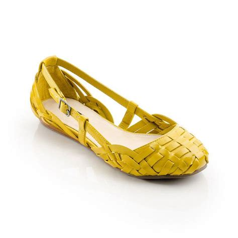 mustard colored flat shoes flats mustard