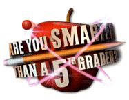 Are You Smarter Than A 5th Grader Are You Smarter Than A 5th Grader Template