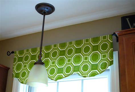 How Do You Make A Window Valance one hour window valance living rich on lessliving rich