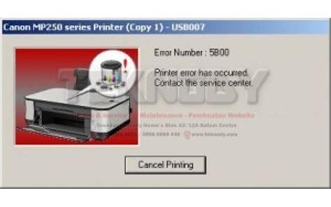 Canon Printer Ip2770 1 canon pixma ip2770 error 5b00 software exchangesokol