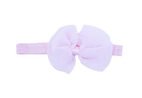 Bow Chiffon Headband chiffon bow headband the bow company