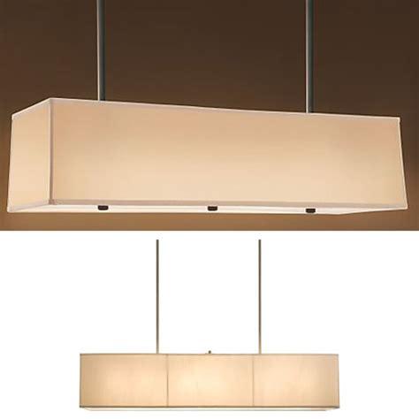rectangular fabric chandelier splurge vs fabric shade chandeliers