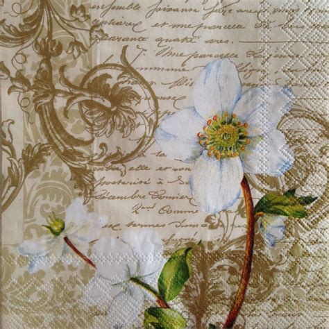 Paper Napkin Decoupage Ideas - 180 best images on paper napkins
