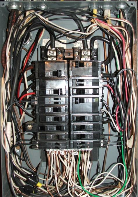 my electrical panel has no breaker is that a problem
