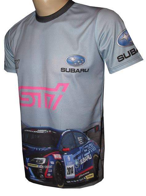 Subaru T by Subaru Wrx T Shirt With Logo And All Printed Picture