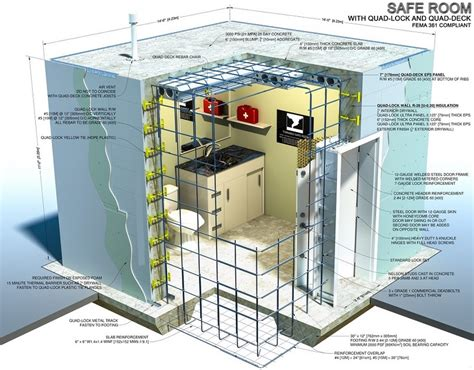 design your own underground home tornado safe room how to build your own or choose