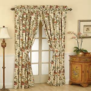 Waverly Curtains Drapes Waverly Felicite Curtain Panel Reviews
