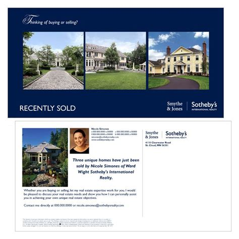 17 best images about real estate postcard marketing on