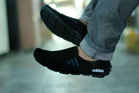 Sepatu Adidas Slipon sepatu casual slip on adidas slop pria terbaru murah