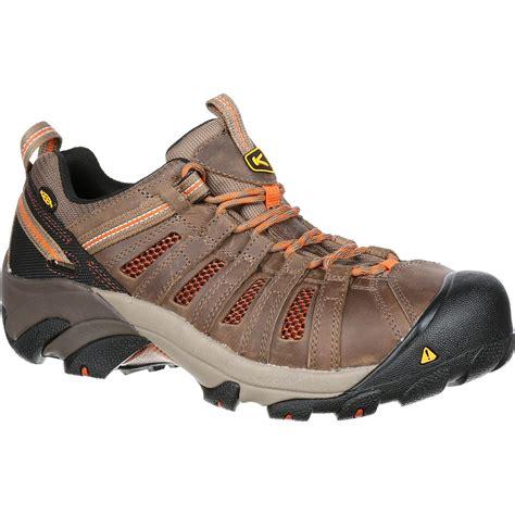 keen safety shoes keen flint steel toe locut work shoe k1007970