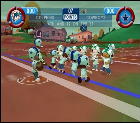 backyard football sony playstation 2
