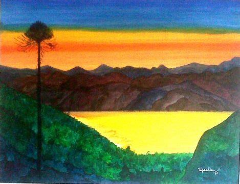 buscar imagenes figurativas paisaje15 pintura by ulises paulsen dmagallery