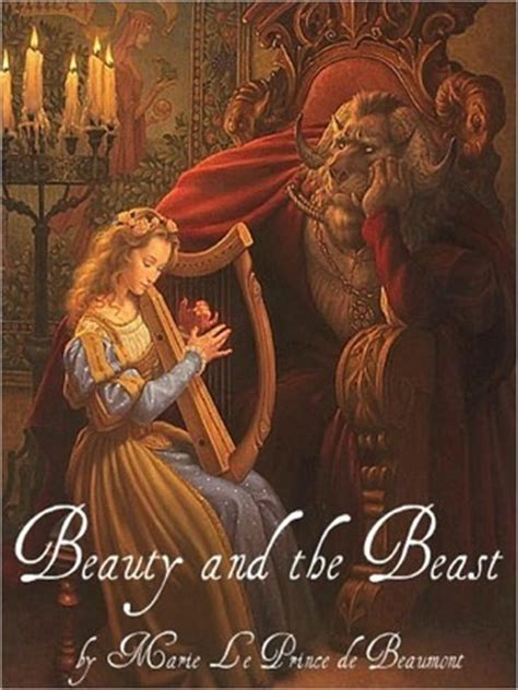 the beast picture book and the beast by jeanne leprince de beaumont
