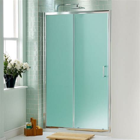 glass sliding bathroom door incredible frosted glass doors inspirational home decor