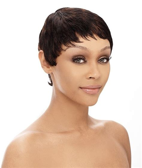Black Hairstyles Wigs by Wig Hairstyles For Black Cruckers