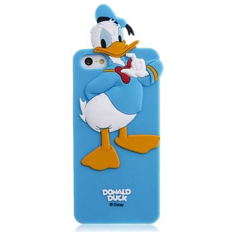 Duck For Iphone 5 Iphone 5s donald duck silicone for iphone 5 5s donald duck