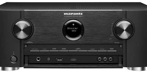 multi room audio receiver marantz home theater receiver handles multi room and 3d audio electronic house