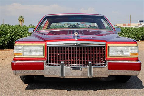 1983 Cadillac Coupe Parts by 1983 Cadillac Coupe De Ville Front Bumper Lowrider