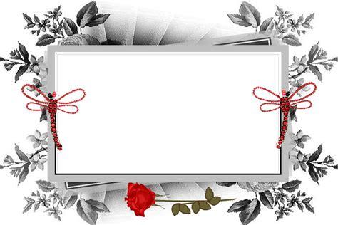 imagenes png romanticas artes em psd 02 molduras rom 226 nticas com flores em png
