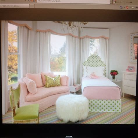 preppy curtains preppy girls bed room baby kids rooms pinterest