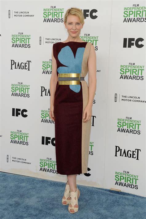 Independent Spirit Awards Cate Blanchett cate blanchett at 2014 independent spirit awards