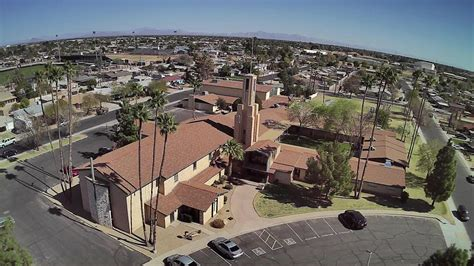 Good Mission Valley Church Of The Nazarene #1: Chandler-clinic-site-drone-image.jpg