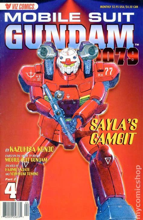 mobile suit gundam 079 mobile suit gundam 0079 part 2 1999 comic books