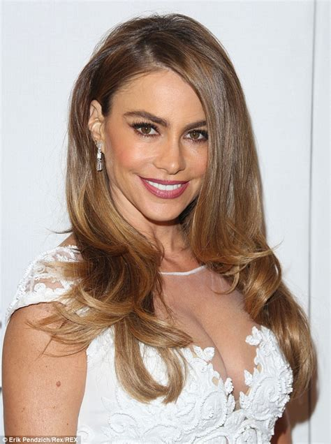sofia vergara hair color sofia vergara hair color in 2016 amazing photo