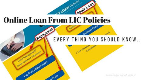 lic housing loan repayment online how to avail and repay online loan from lic policy