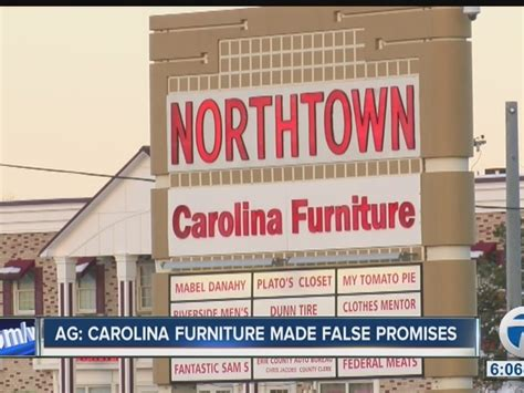 furniture store slapped with hefty for false