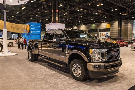 ford   super duty king ranch top speed