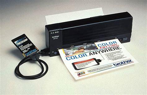 portable color printer reviews pc expo 99 mobilefocus event
