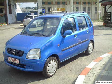 Opel Agila by Opel Agila 2002 2002 Opel Agila I Pictures Information